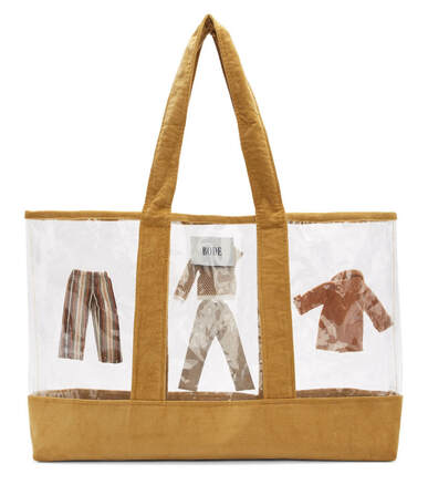 Bode Transparent Mini Tote