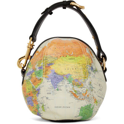 Sacai Multicolor Globe Bag